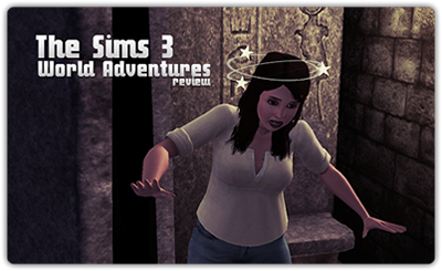 Review Sims 3 World Adventures