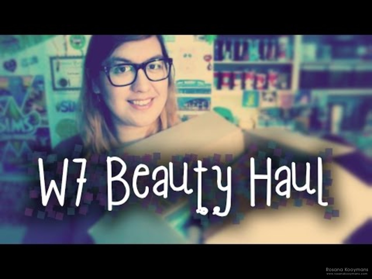 W7 Beauty Haul Vlog