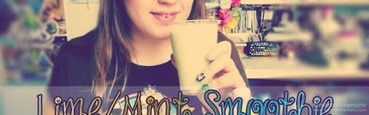 Lime and Mint Smoothie (for Deligracy)