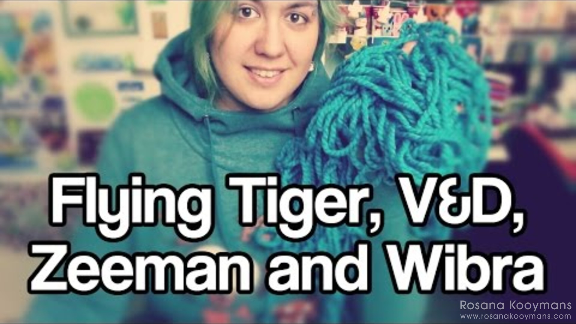 Flying Tiger, V&D, Zeeman and Wibra Shop Haul