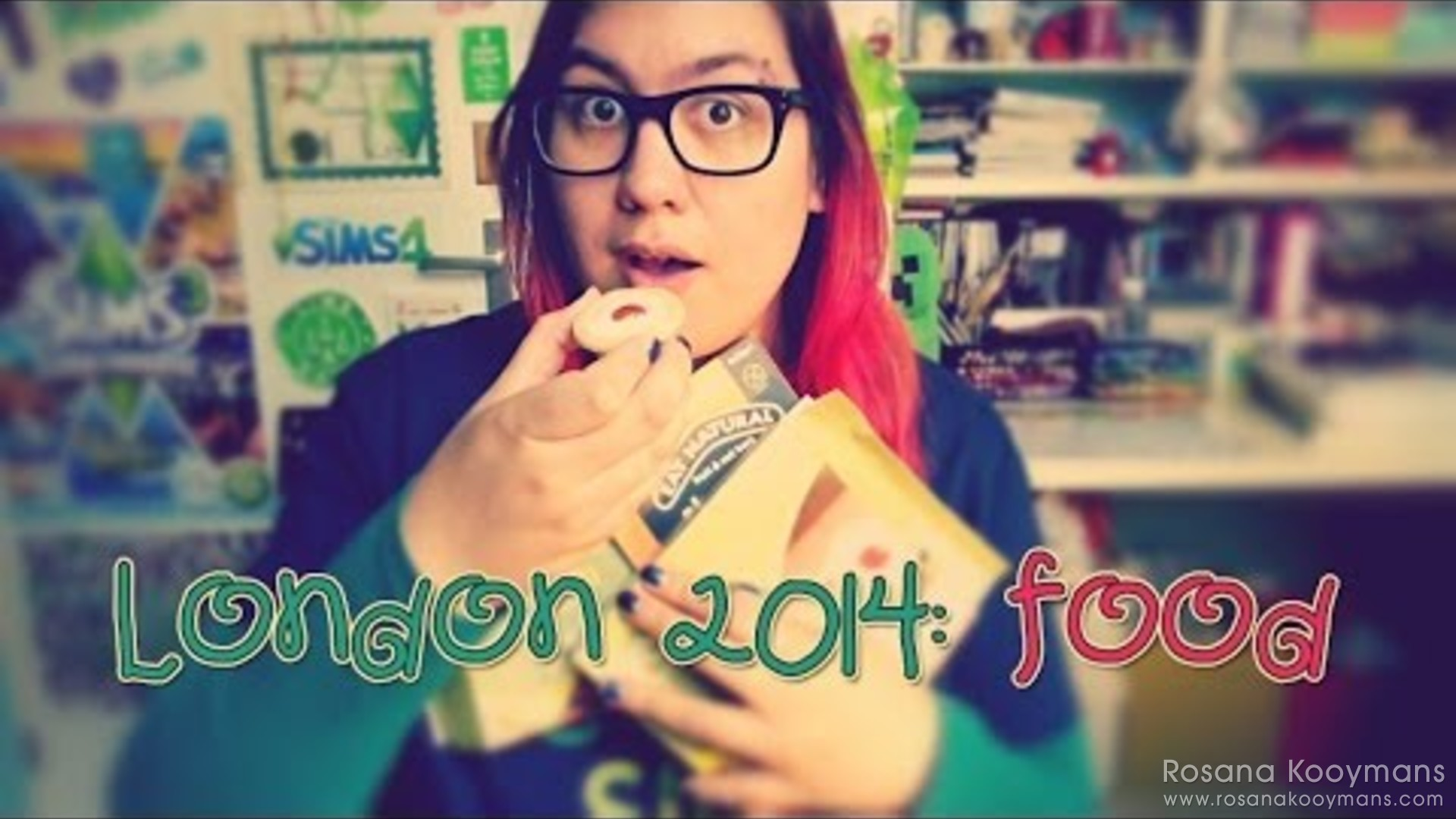 London 2014: Food Vlog!