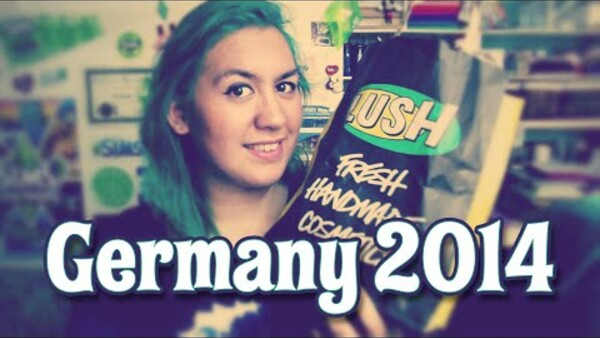 Germany 2014 Vlog! (Lush and LEGO)