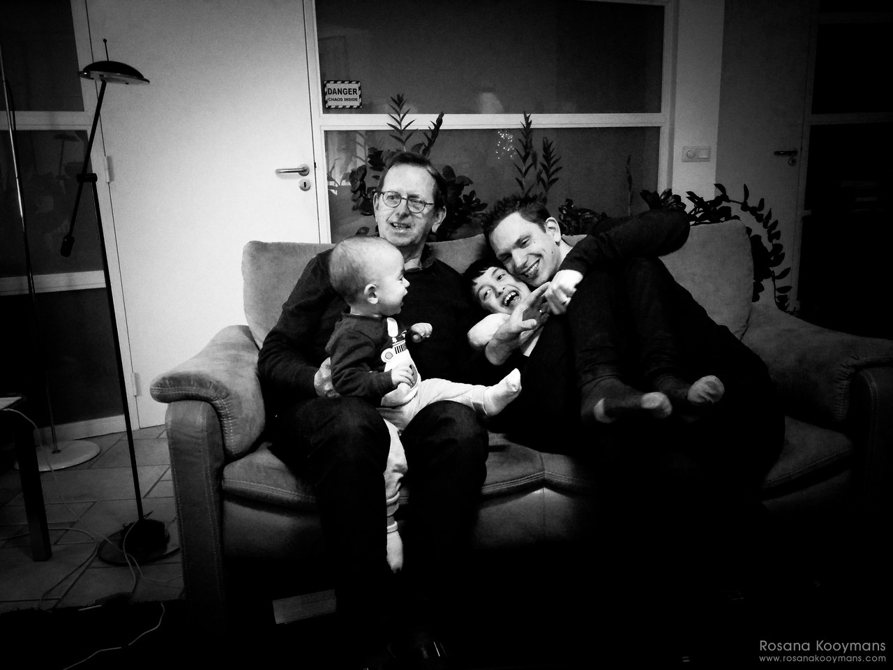 365 - February 3, 2017: The Male Couch Seth Quinn Wouter Leo